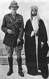 Allenby with Iraq's King Faisal