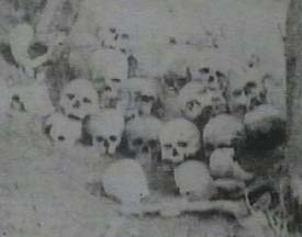 Has anyone documented to whom these skulls once belonged?