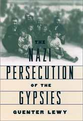 "book cover: Guenter Lewy's ""The Nazi Persecution of the Gypsies"""