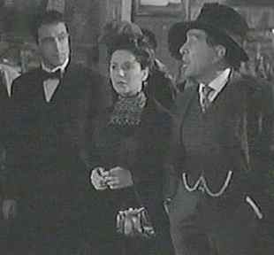 Gene Kelly, Teresa Celli and J. Carroll Naish in BLACK HAND