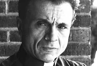 """Action Priest"" Robert Blake, from the short-lived TV show, ""Hell Town"""