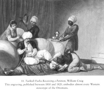 Turkish Pasha Receiving a Petition, William Craig